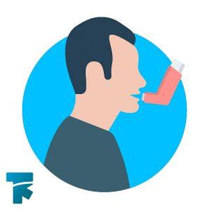 علائم بیماری آسم